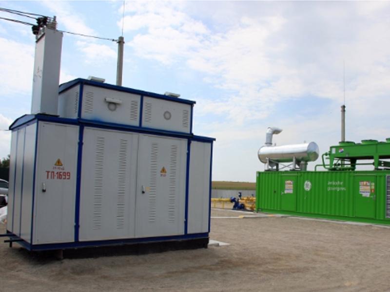 Нове будівництво комплексу переробки біомаси в біогаз, потужністю 1,5 МВт для виробництва електричної та теплової енергії, Київська область